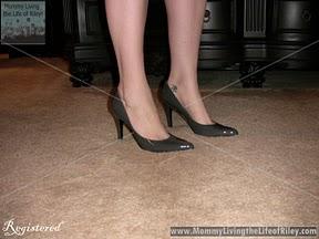 Delicate Soles Versus High Heels