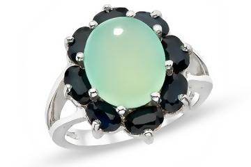 Chalcedonny Ring