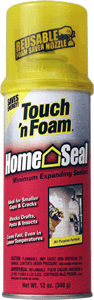 Touch 'n Foam Home Seal Insulating Foam