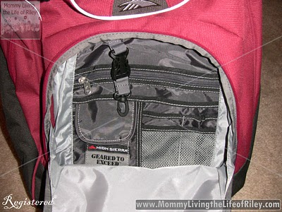 High Sierra Sport POWERGLIDE Day Pack