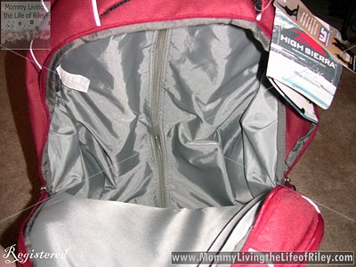 High Sierra POWERGLIDE Day Pack