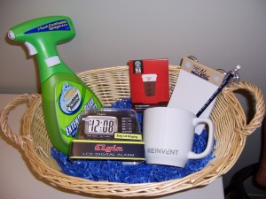 Minimize Morning Madness Basket