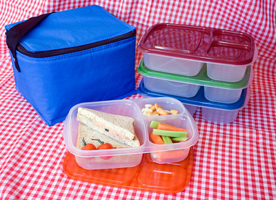 Easy Lunchboxes - The Eco-Friendly Lunch Box