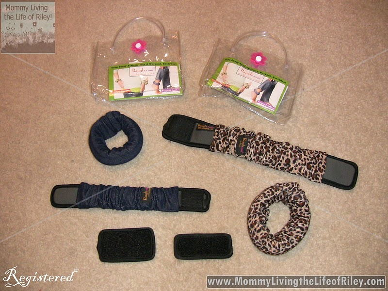 Banglz Wrist and Ankle Weights