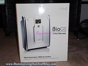 Rabbit Air BioGS SPA-421A Ultra Quiet HEPA Air Purifier