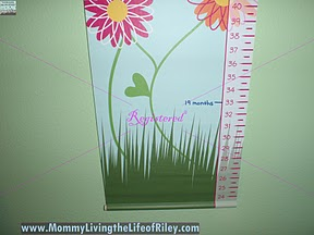Frecklebox Personalized Growth Chart