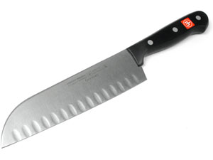Santoku Knife (Western Version)