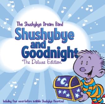 Shushybye Music CD and Book