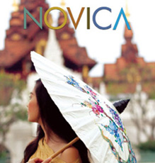 NOVICA.com ~ Bringing You the Most Unique Items from Around the World