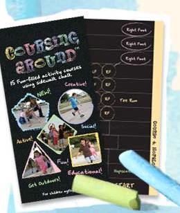 Coursing Around Activity Book