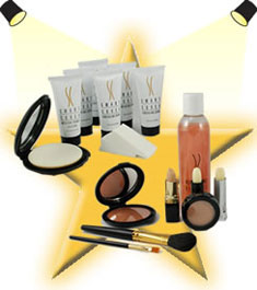 Smart Cover Hollywood Make-Up Artist Kit
