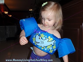 Coleman Stearns Puddle Jumper Life Jacket