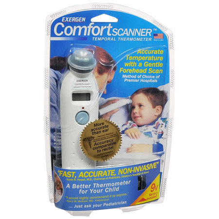 Exergen Temporal Artery Thermometer (TAT-2000C)
