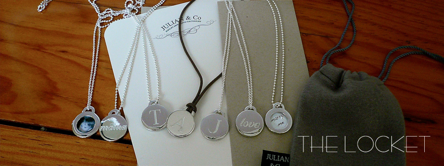 Julian & Co. Lockets