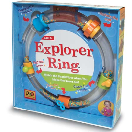 Explorer Ring from The Pencil Grip