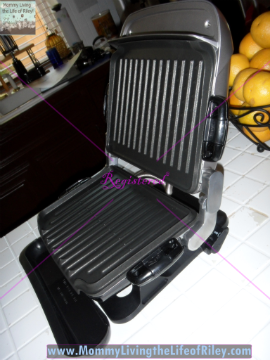 George Foreman Evolve Grill