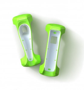 Riiflex 2 lb. Dumbbells for Wii