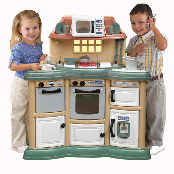 American Plastic Toys Homestyle Kitchen