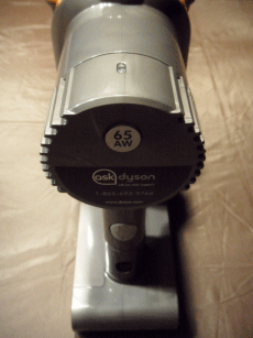 Review Dyson Dc 31 Handheld Vacuum Keep Dirt Dust And