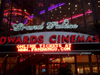 Edwards Grand Palace Movie Theater