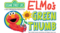 Elmo's Green Thumb from Sesame Street Live