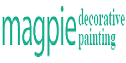 Magpie Decorative Painting