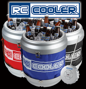 Interactive Toy Concepts RC Cooler