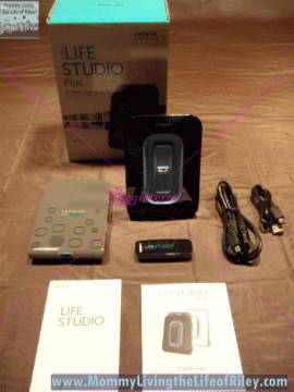 Hitachi LifeStudio Mobile Plus 500Gb Hard Drive