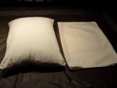 Savvy Rest Organic Shredded Latex Pillow