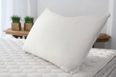Savvy Rest Organic Shredded Latex Pillow