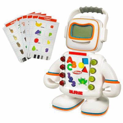 Alphie Robot from Playskool