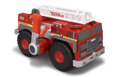 Funrise Toys Tonka Strong Arm Fire Truck