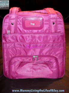 Lug Life Puddle Jumper Overnight Gym Bag