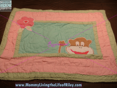 Company Kids Monkey Business Quilt Bedding