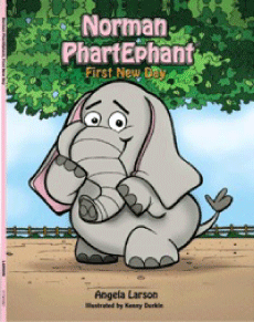 Fierce Fun Toys Norman PhartEphant
