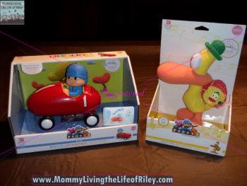 Pocoyo Toys
