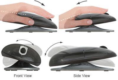Smartfish Technologies ErgoMotion Laser Mouse