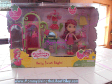 Strawberry Shortcake Berry Sweet Styles Set