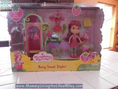 Strawberry Shortcake Berry Sweet Styles Set