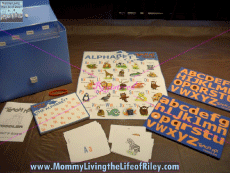 Teach My Toddler Alphabet
