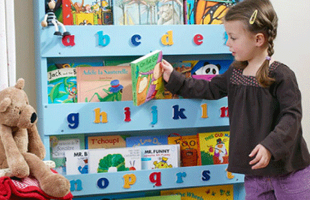 Tidy Books Kids Bookcase