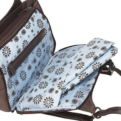 Azalea Baby Bag from Amy Michelle