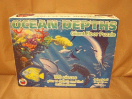 Ocean Depths Floor Puzzle