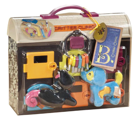 Critter Clinic from B. Toys