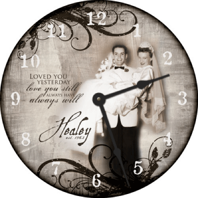 For All Time Clocks Victorian Sweep Sample