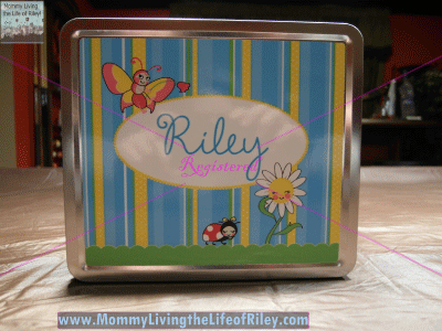 Frecklebox Personalized Lunch Boxes