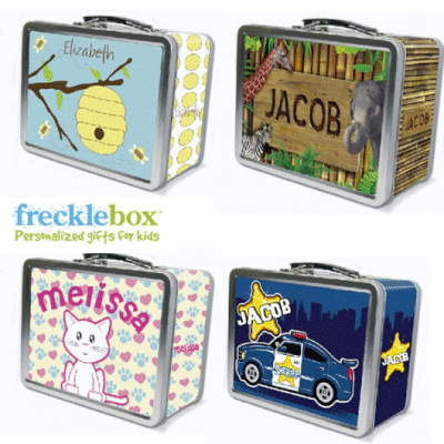 Frecklebox Lunch Boxes