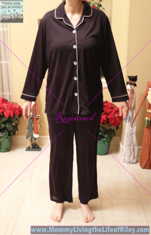 Performance Sleepwear Pajama Set