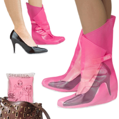 Shuella: Your Shoe Umbrella