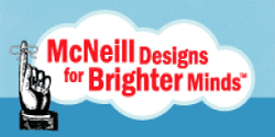 McNeill Designs for Brighter Minds